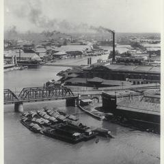 Harbor scene, Manila, 1925-1930