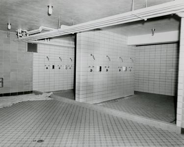 Albee Hall showers