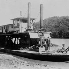 Julius F. Silber (Packet/Towboat, 1905-1927)