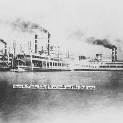 City of Cincinnati (Packet, 1899-1918)