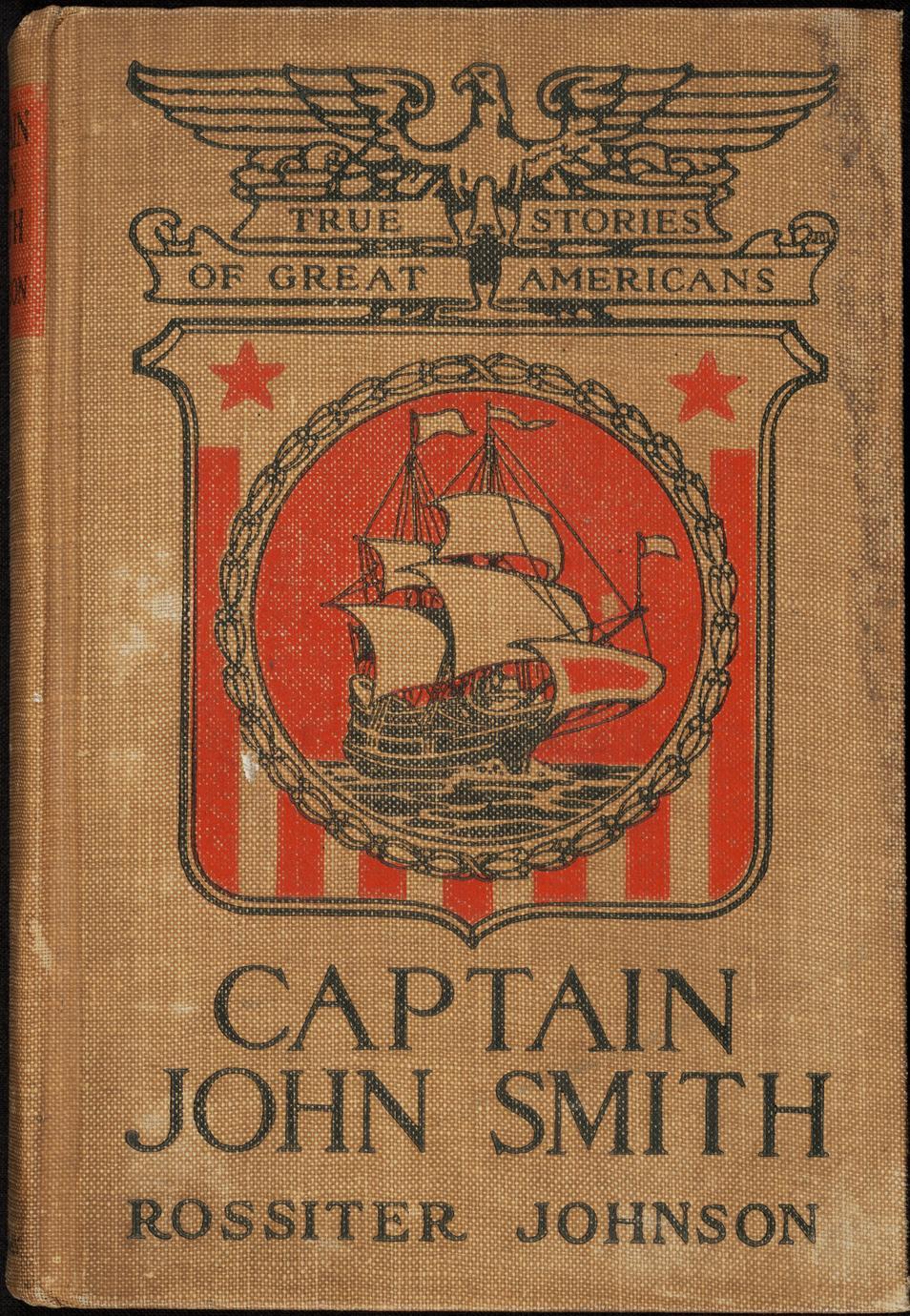 Captain John Smith (1579-1631) (1 of 2)