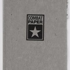 Paper soldiers: a Combat Paper composite