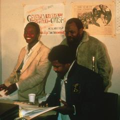 Office of General Workers' Union of South Africa (GWUSA)