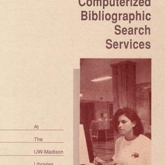 'Computerized Bibliographic Search Services' cover