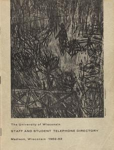 1962-1963 student directory cover page