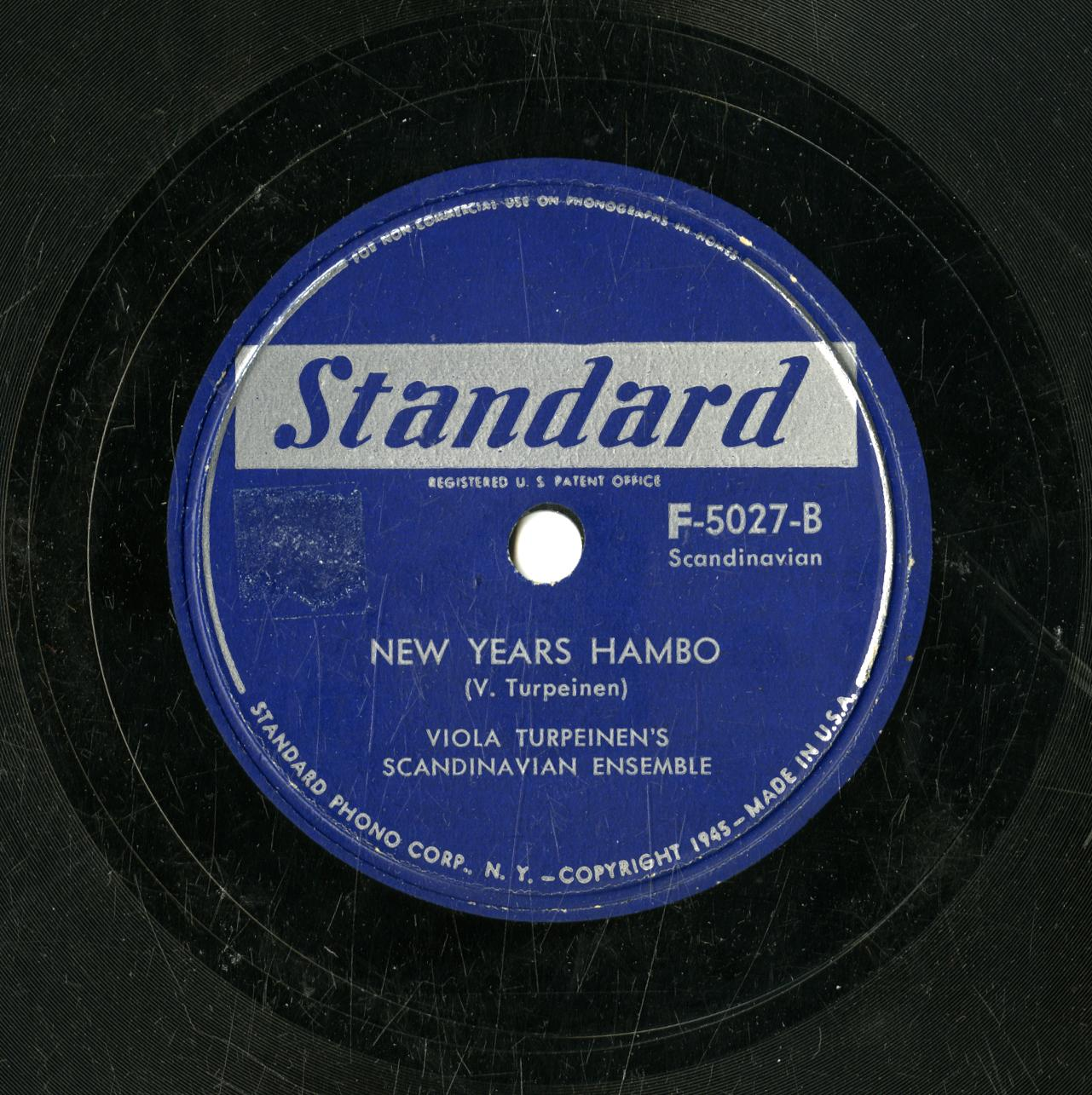 New Years hambo (1 of 2)