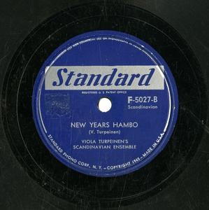 New Years hambo