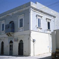 Italian-style House Built Around 1900 in Tripoli