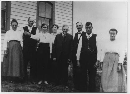 Constant Delveaux family