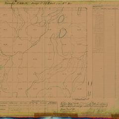 [Public Land Survey System map: Wisconsin Township 39 North, Range 13 East]