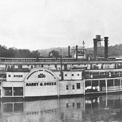 Harry G. Drees (Excursion boat/Packet, 1917-1928)