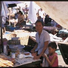 Morning Market : bread
