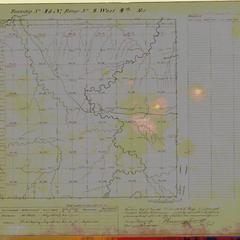 [Public Land Survey System map: Wisconsin Township 45 North, Range 04 West]