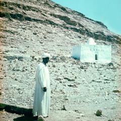 Tomb of Moroccan Sufi Saint in the Ziz Valley