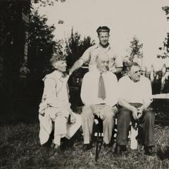 Pirsch family photograph