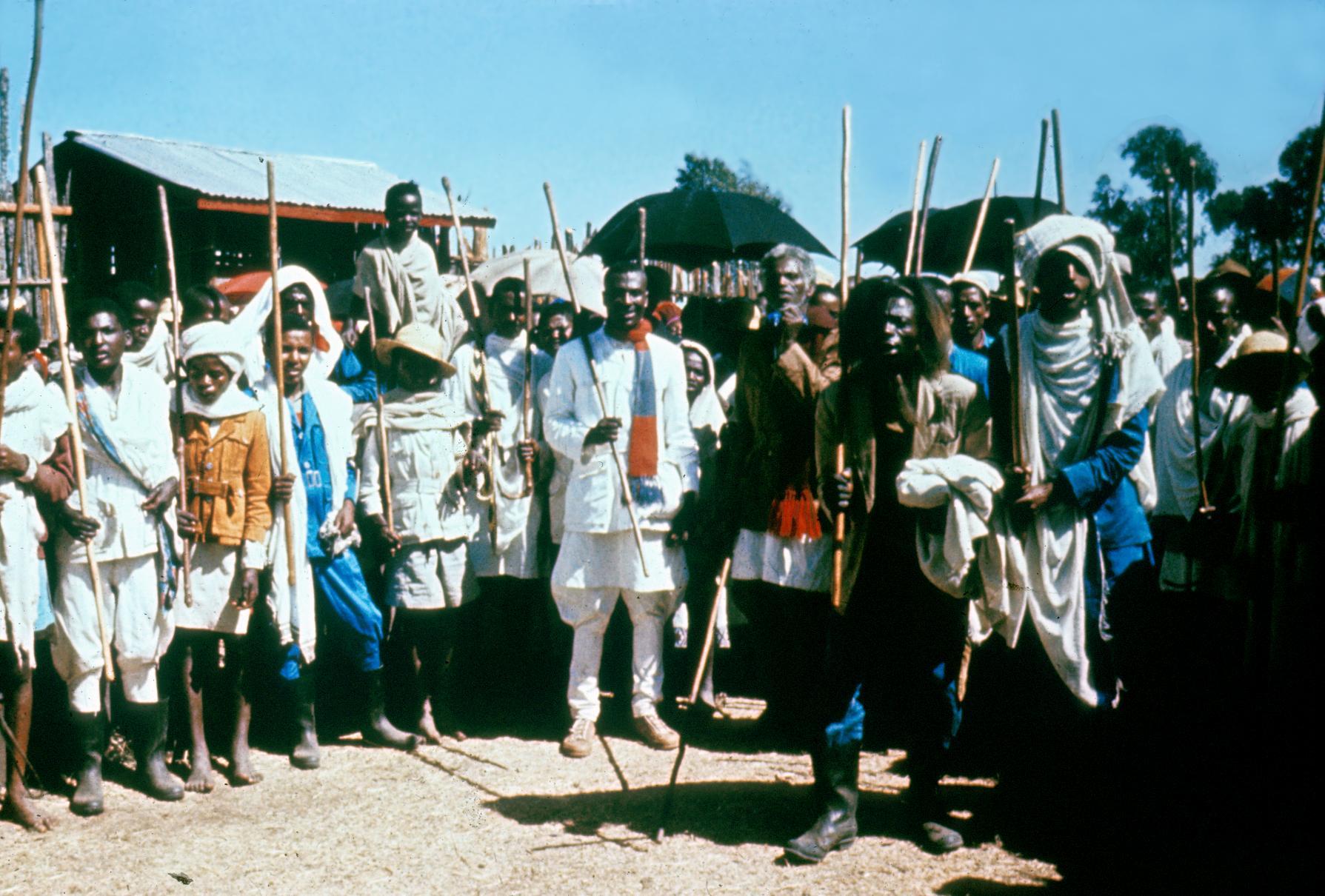 Oromo Dancers