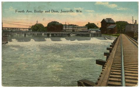 Fourth Avenue Bridge and Dam