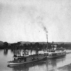 Zalus Davis (Rafter/Bowboat, 1894-1912)