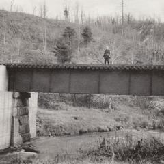 Soo bridge on the Bad River