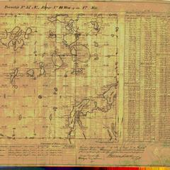 [Public Land Survey System map: Wisconsin Township 37 North, Range 10 West]