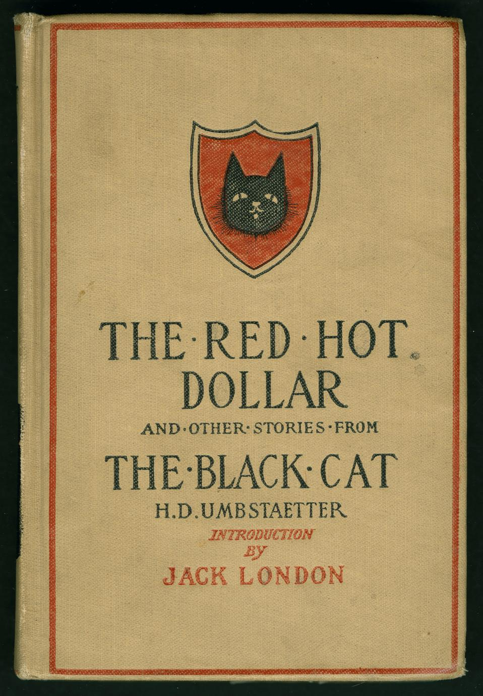 The red-hot dollar, and other stories from the black cat (1 of 3)