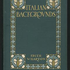 Italian backgrounds