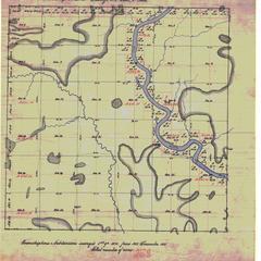 [Public Land Survey System map: Wisconsin Township 24 North, Range 07 East]