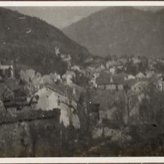 Wolschach bei Tolmein 1917