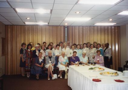 Phi Upsilon Omicron Conclave group photograph