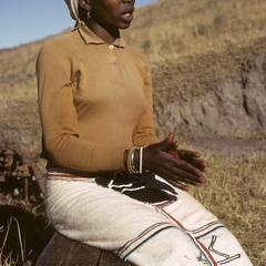 Southern African storyteller