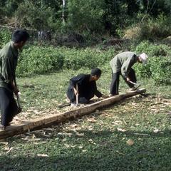 Hmong craftsmen