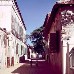 Old Merchants' Homes and Villas on Island of Gorée