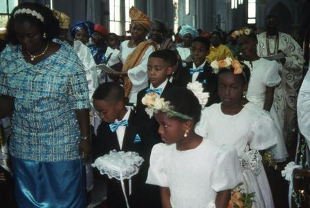 Guests of Apara wedding