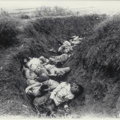 Dead insurgents, Manila, 1899-1901