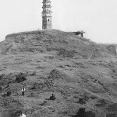 Seven-story pagoda near Suzhou 蘇州.