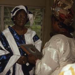 Ceremony for the Council of Ilesa Society