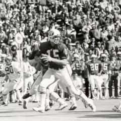 UW vs. Michigan, 1975