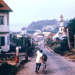 Duke Town in Calabar, Home of the Ijaw People
