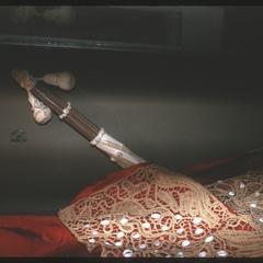 Azunzum Ritual Dress (detail)