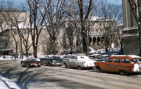 Memorial Union, ca. 1950s