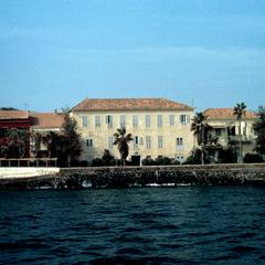Post Office on the Island of Gorée