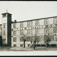 Martz Knitting Mills