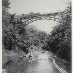 Luta Bridge, 1900s