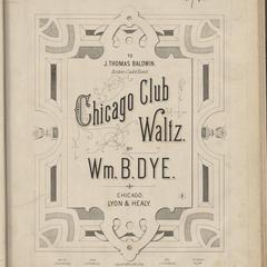 Chicago club waltz