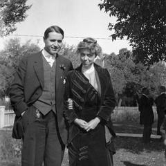 Manuel Otero and Marie Leopold