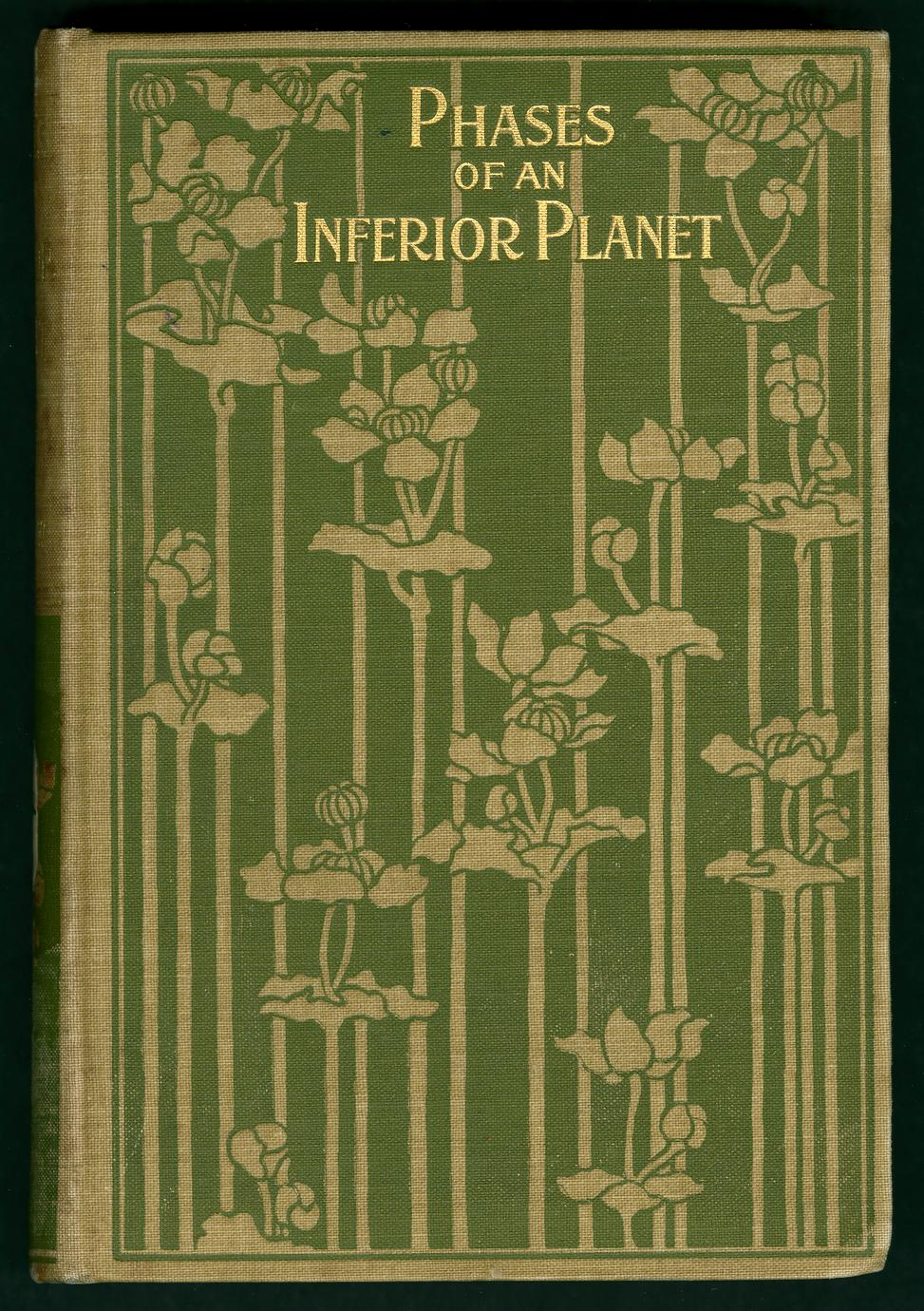 Phases of an inferior planet (1 of 2)