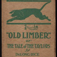 Old Limber ; or, The tale of the Taylors