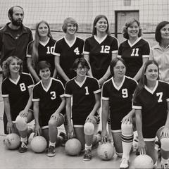 Women's volleyball team