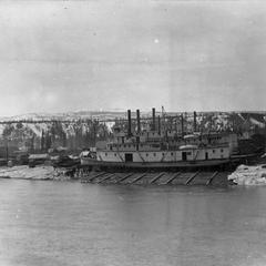 Yukon River Boat Yard