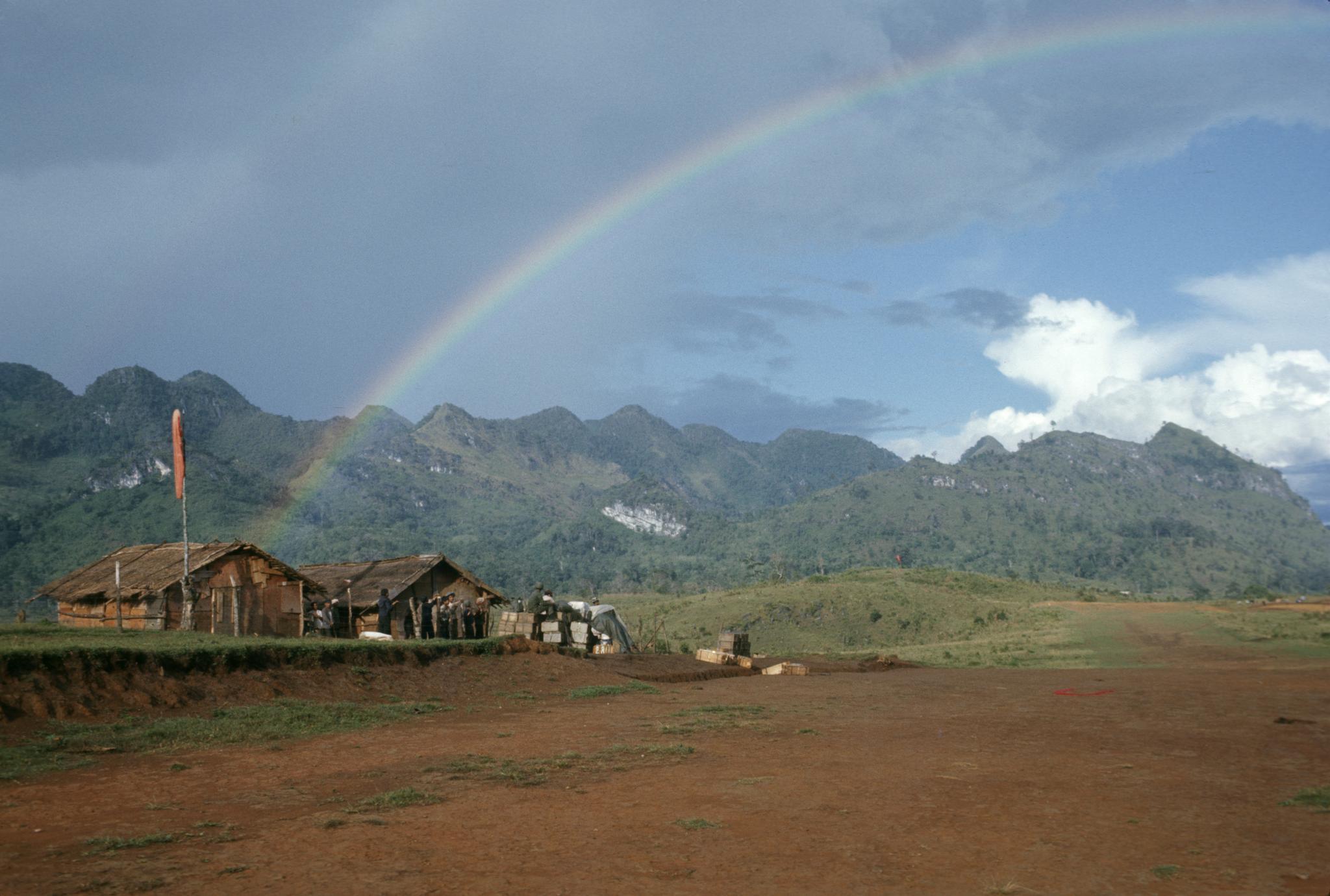 Hmong refugee site